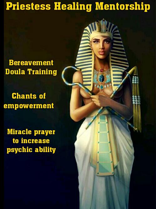 Priestess Healing Mentorship