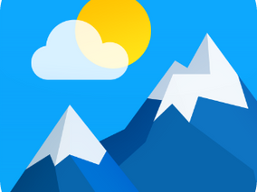 New mountain weather app