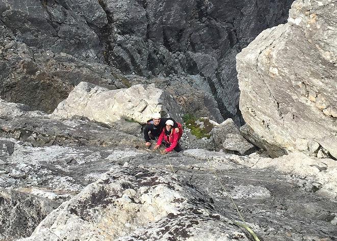 Pinnacle Ridge, Sgurr nan Gillean