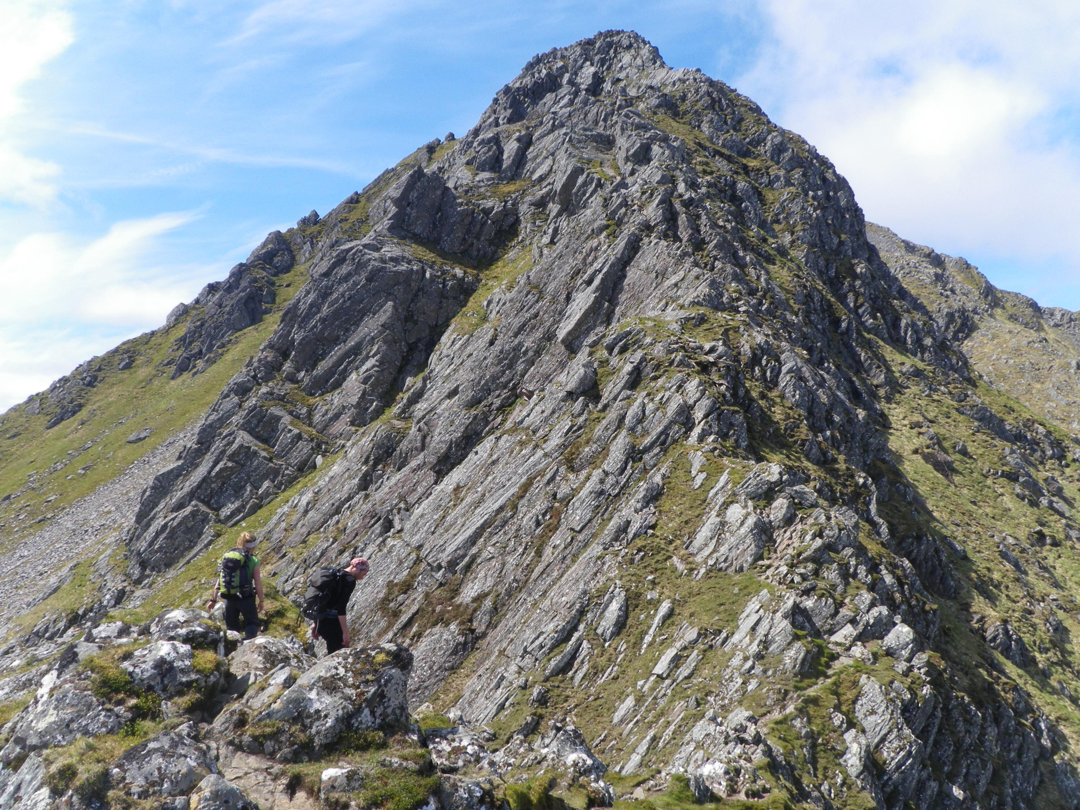 Forcan Ridge