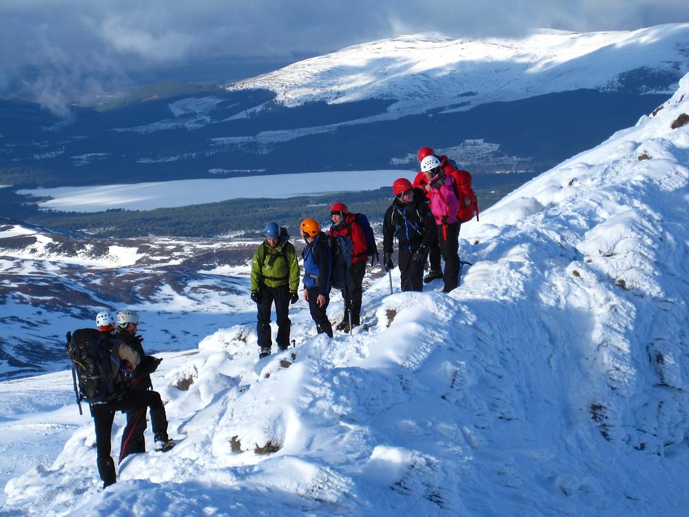 Fiacall Ridge