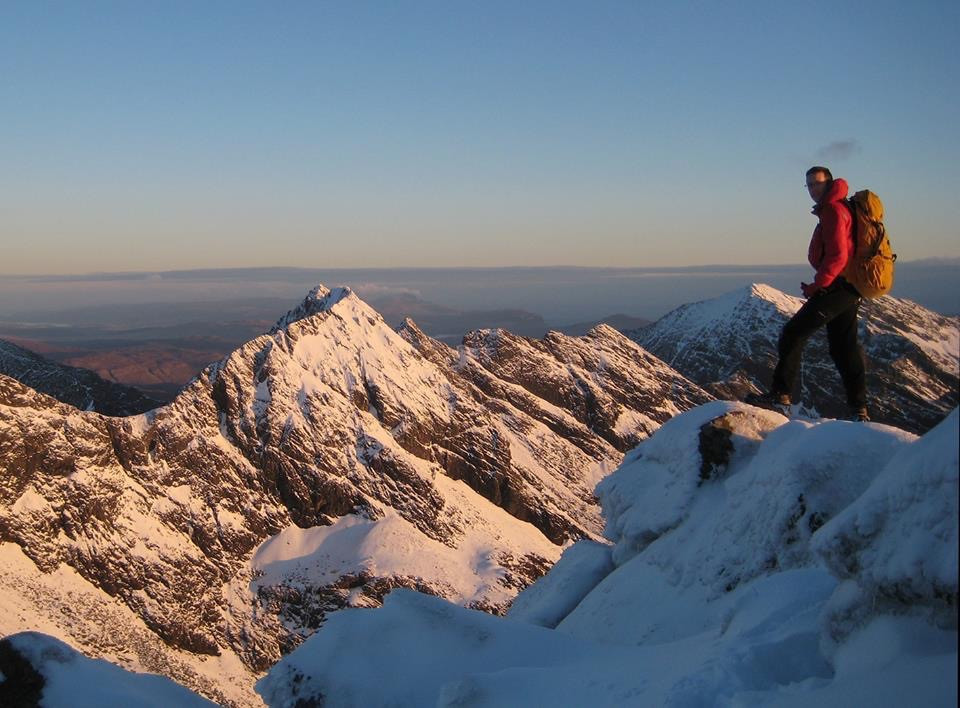 Cuillin in winter