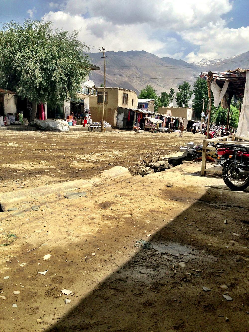 Afghan Ishkashim