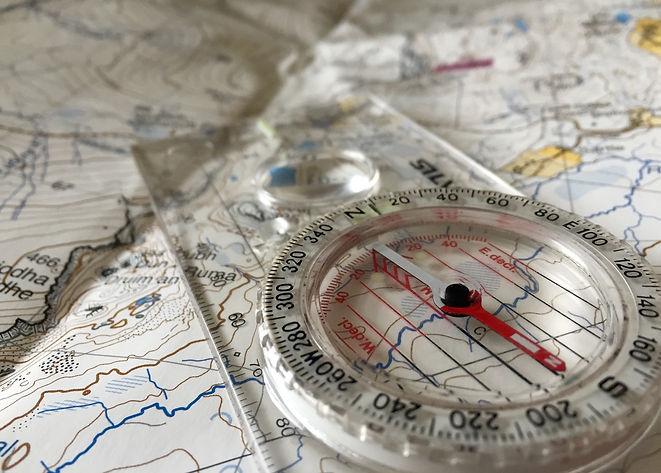Navigation course.