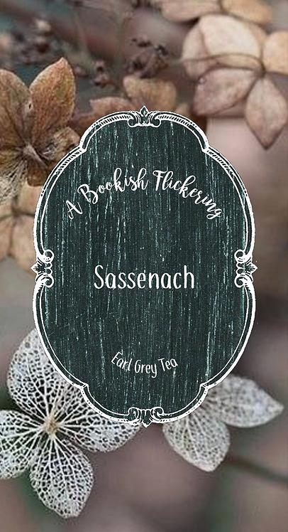 Sassenach - Outlander