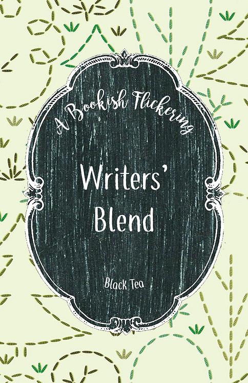 Writers' Blend - Black Tea