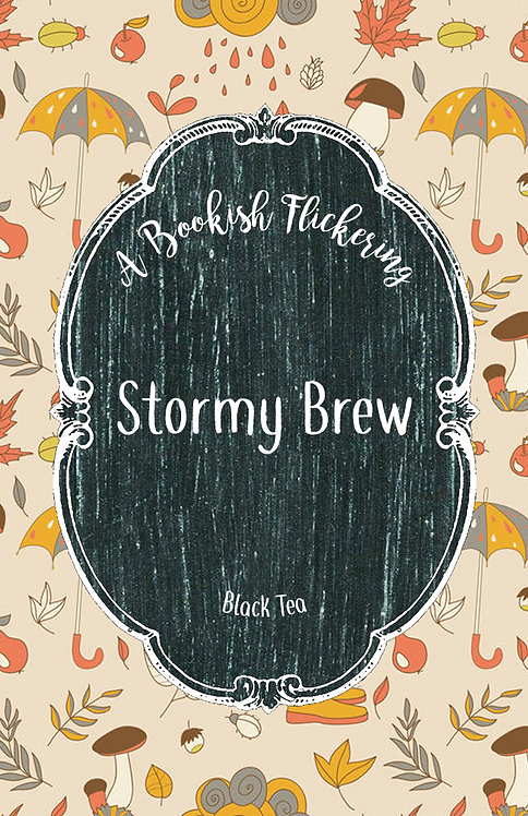 Stormy Brew - Fall Tea