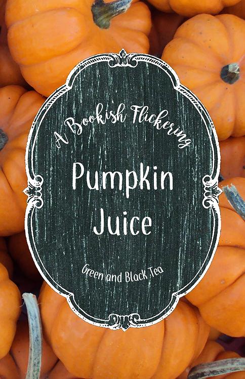 Pumpkin Juice - Harry Potter - Green and Black Tea