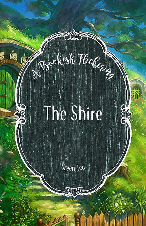 The Shire - Lord of the Rings - The Hobbit - Green Tea