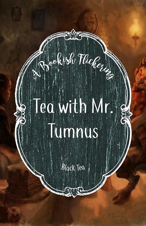 Tea With Mr. Tumnus - Narnia - Black Tea