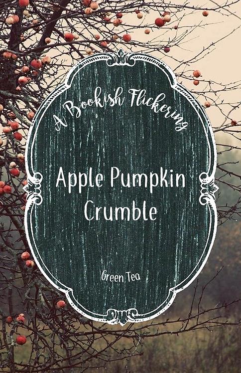 Apple Pumpkin Crumble - Fall Tea