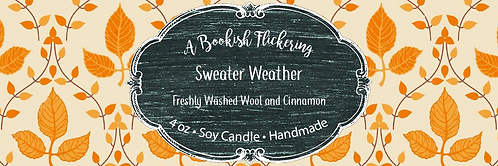 Sweater Weather - Fall Candle