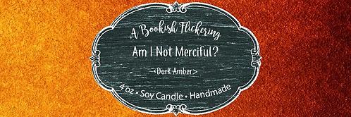 Am I Not Merciful? - Illuminae Files
