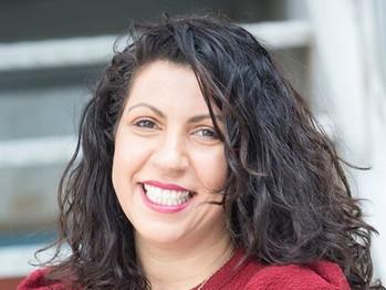 Najwa Athamnah:  Recruiting Specialist