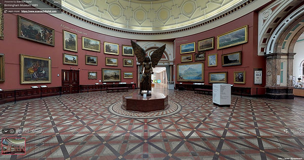 BMAG virtual tour - Round Room.jpg