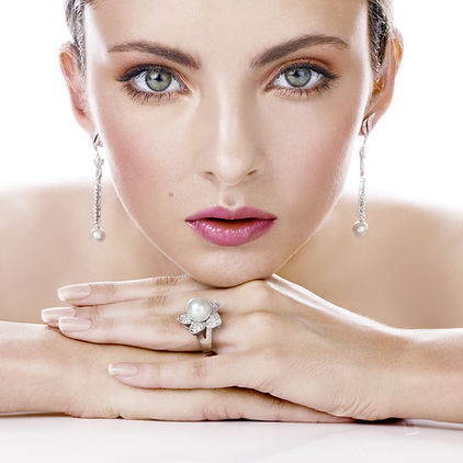 jóias Modelo