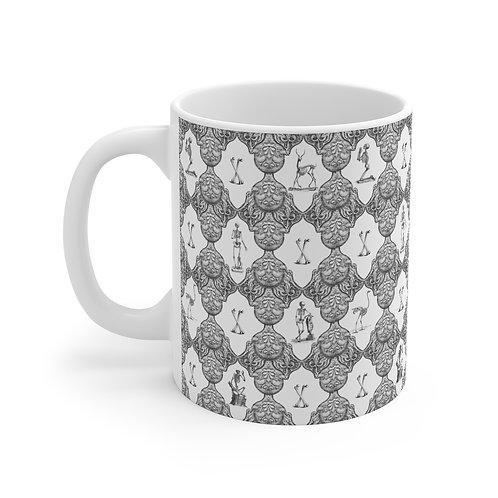 Bathhouse Wallpaper Limited Edition Mug
