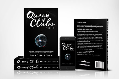 Queen of Clubs - eBook Download