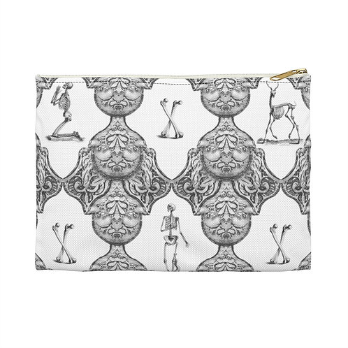 Bathhouse Wallpaper Limited Edition Print Accessory Pouch
