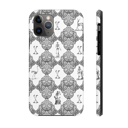 Queen of Clubs - Party Proof Phone Cases