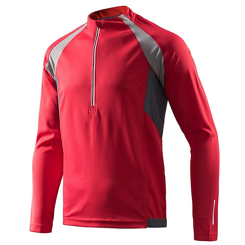 RION Thermal Long Sleeve Cycling Jersey