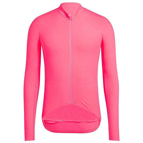SPEXCEL Pro Team Aero II Long Sleeve Cycling Jersey