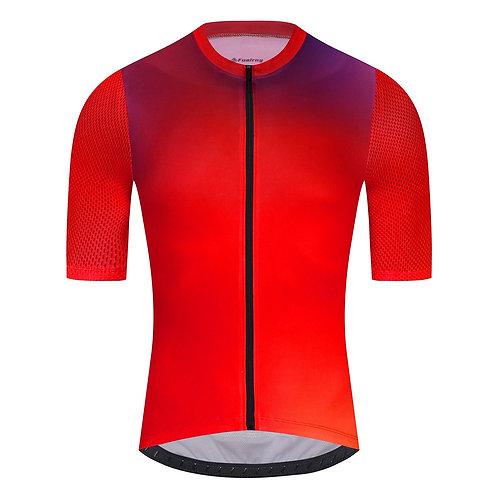 Fualrny Pro Aero Lightweight Cycling Jersey