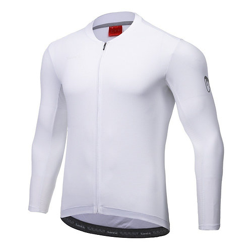 Santic Sun-Protective Long Sleeve Cycling Jersey
