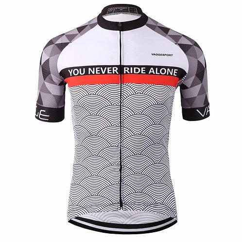 KEMALOCE Eco-Friendly Cycling Jersey