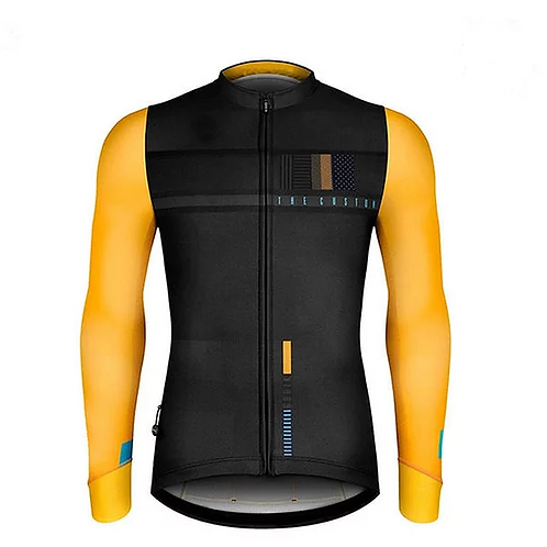 Honu Fast Thermal Long Sleeve Cycling Jersey