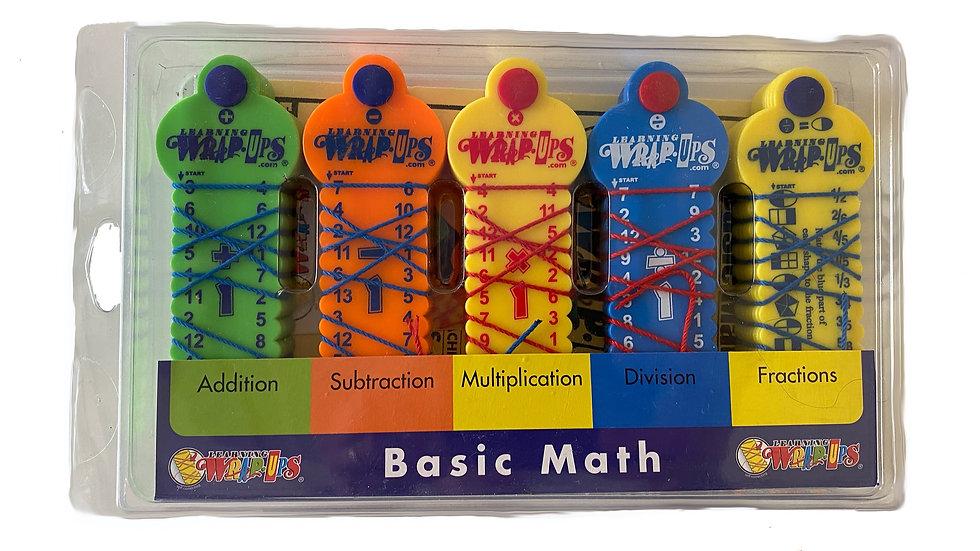 Basic Math Wrap-Ups