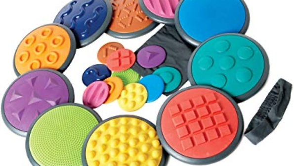 GONGE Tactile Discs Complete Set