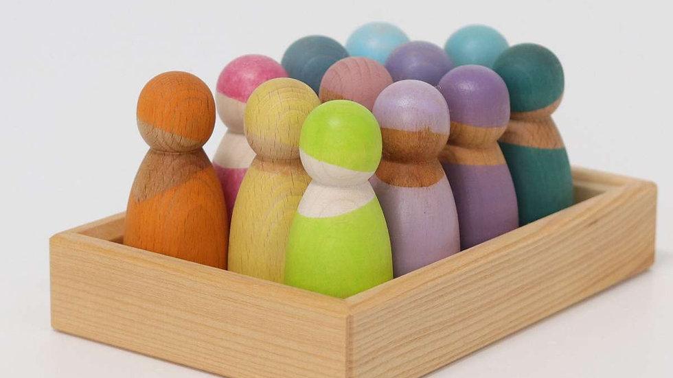 Grimm's Pastel Rainbow Friends