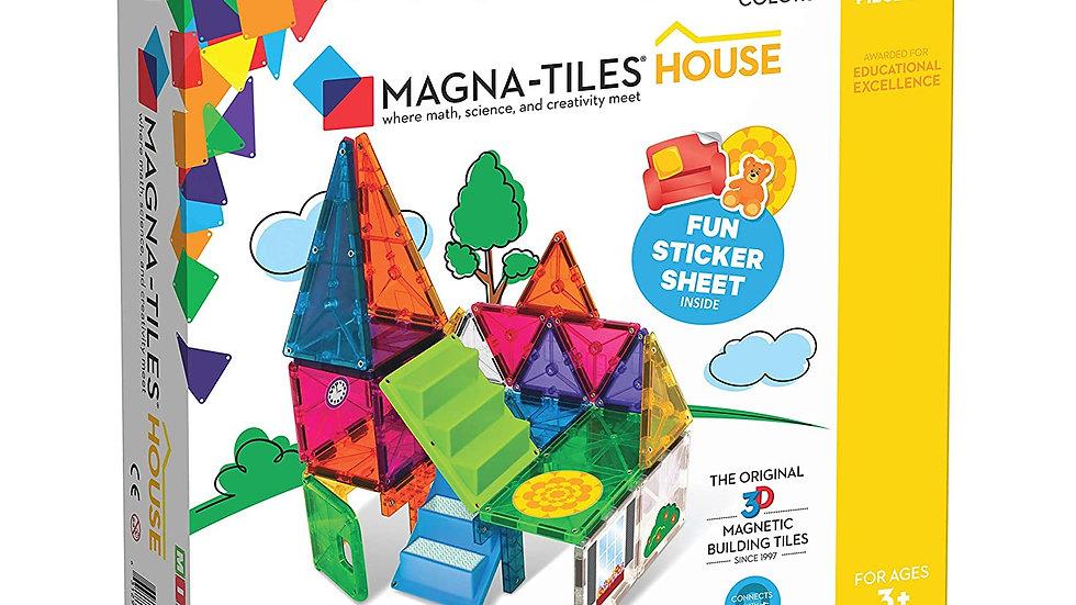 Magna-Tiles House Set