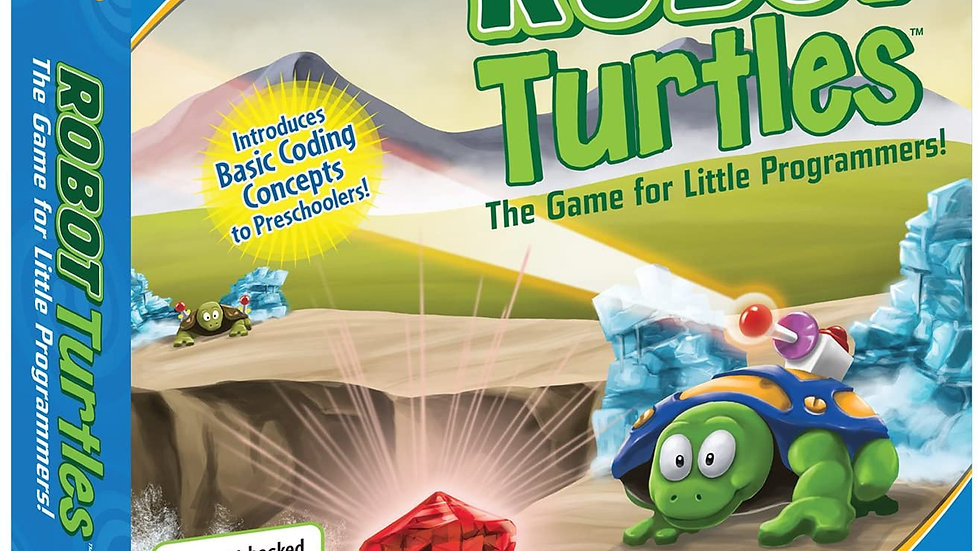 Robot Turtles (The Game for Little Programmers)