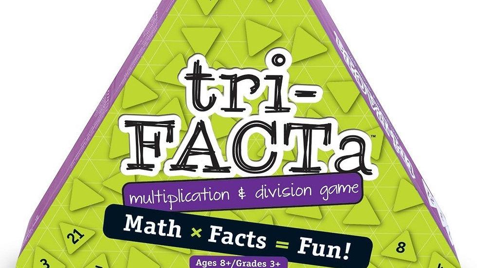tri-FACTa Multiplication and Division Game