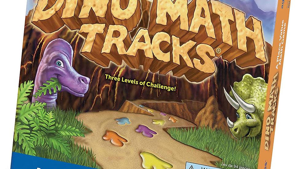 Dino Math Tracks
