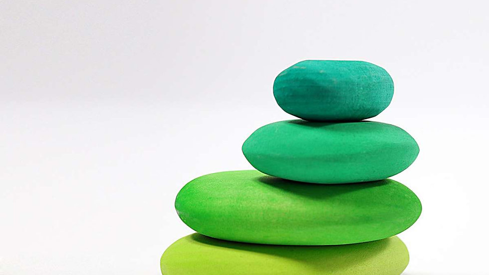 Grimm's Moss Pebbles