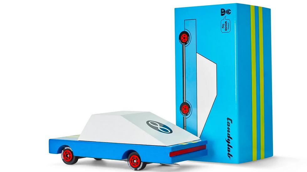 Blue Racer #8