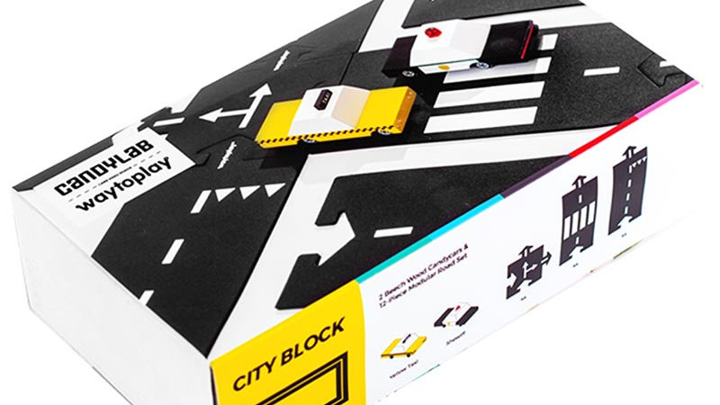 waytoplay X Candlab - City Block