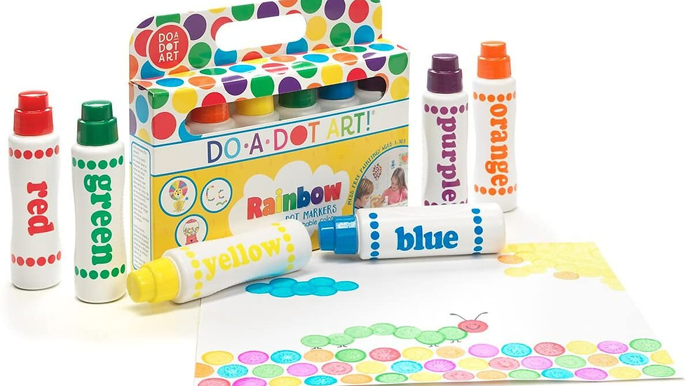 Do A Dot Art - Dot Art Markers