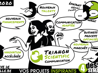 Trianon Scientific Communication seen by @Visuelle.be