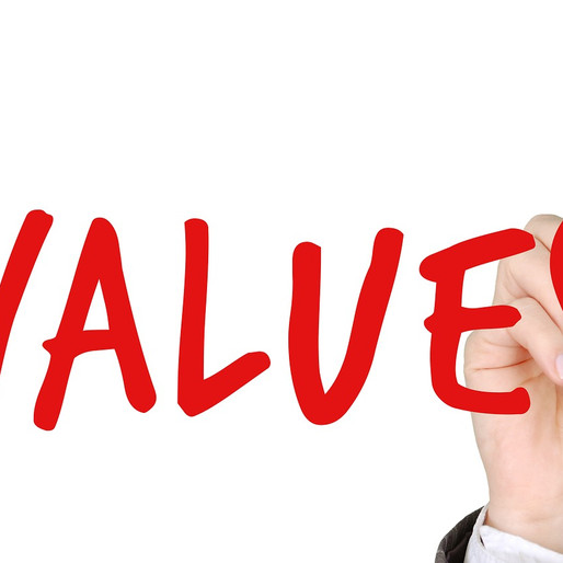 Want to lead a sustainable business? Find your values!