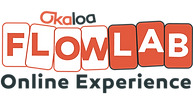 flowlab online logo Black txt box New re