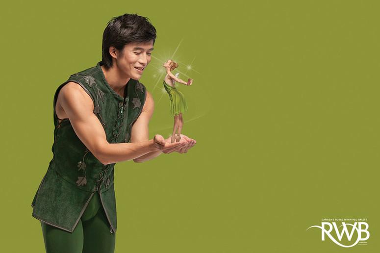 Canada's Royal Winnipeg Ballet - Peter Pan