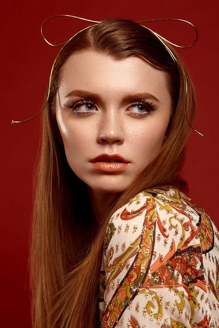 Annika (Swish Model Management) by Réjean Brandt Photography.  Winnipeg, Manitoba portrait, fashion & commercial photographer.