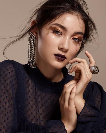 Kaelah (Swish Model Management) by Réjean Brandt Photography.  Winnipeg, Manitoba portrait, fashion & commercial photographer.