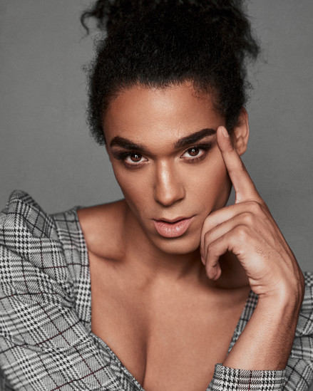 Jordyn (Swish Model Management) by Réjean Brandt Photography.  Winnipeg, Manitoba portrait, fashion & commecial photographer.