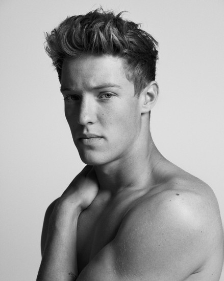 Marc (Swish Models) by Réjean Brandt Photography.  Winnipeg, Manitoba portrait photographer.