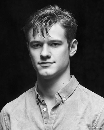 Actor Lucas Till